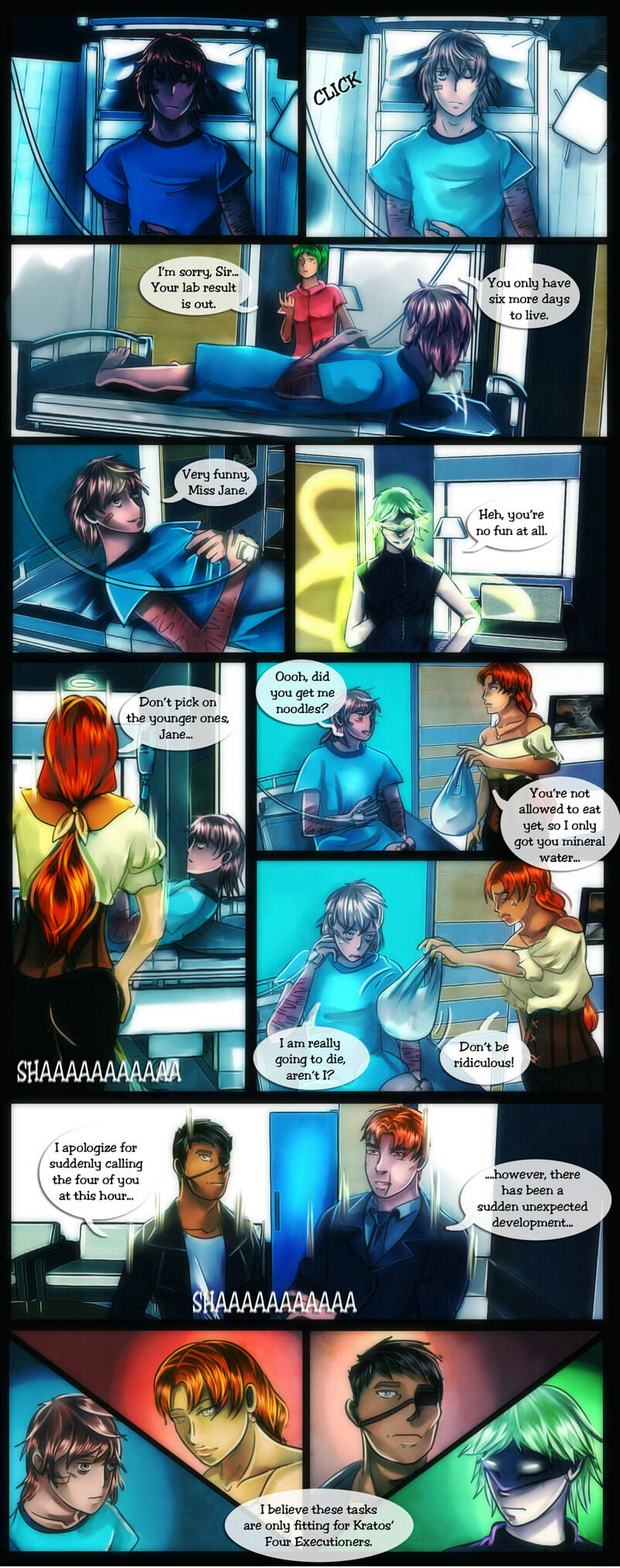 Ch 6 - Pg 2 - The Four Executioners